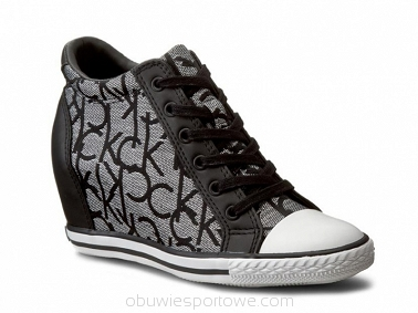 Vero Jacquard/Nappa Smooth Silver/Black